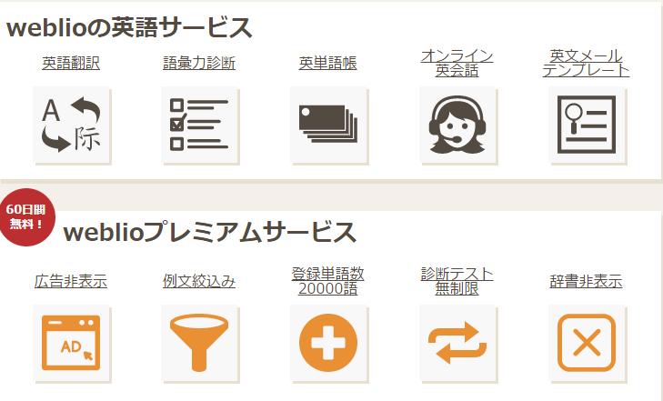 weblioサービスの画像