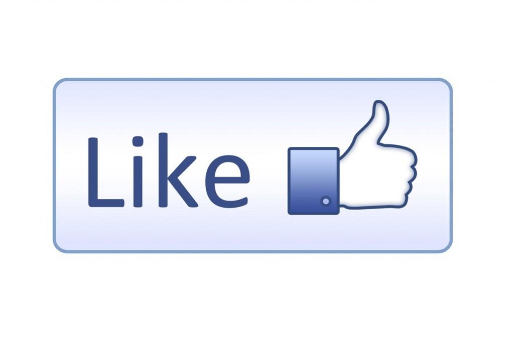 facebookのlikeの画像
