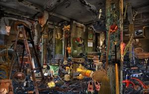 汚い部屋の画像