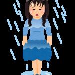 「ずぶ濡れ」を英語でなんという? – びしょびしょの表現