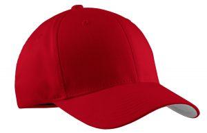 ふちのない帽子の画像
