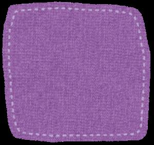 四角い布の画像