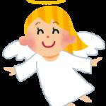 いろいろな種類の「天使」を英語でなんと言う?