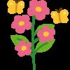 「花が咲く」を英語で何という?