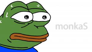 MonkaSのエモート